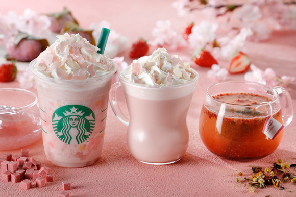 Sakura series 2018 – Starbucks Japan