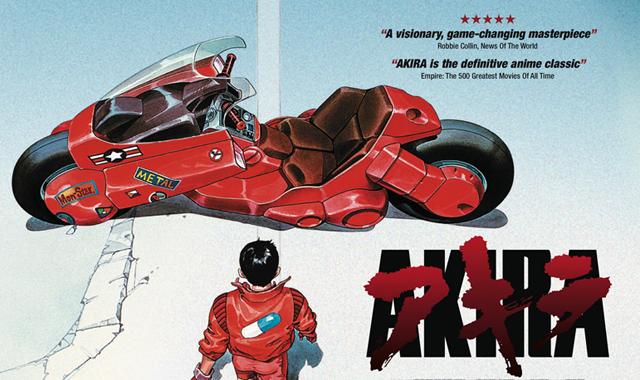 """""""Akira"""" al cinema per il suo 30°Anniversario"""