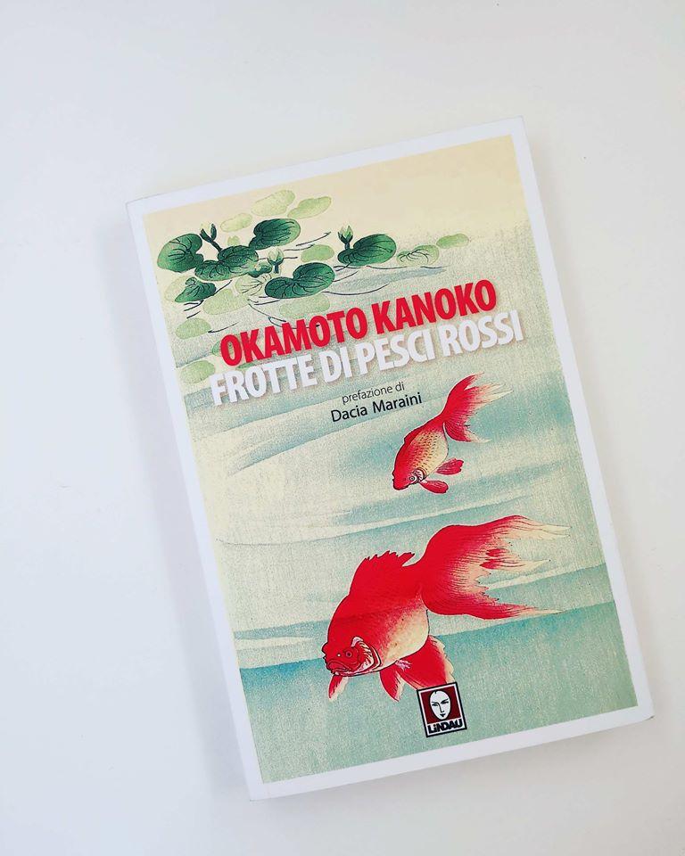 frotte di pesci rossi kanoko lindau