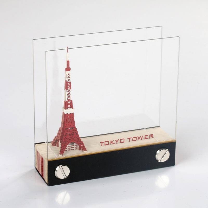 tokyo tower memo pad