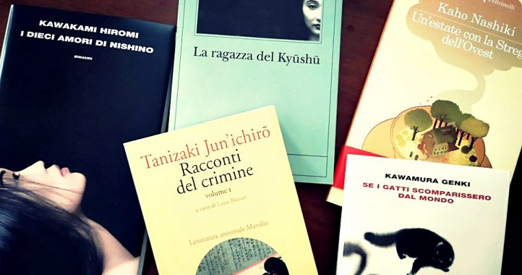 5 libri dal Giappone da leggere questa estate