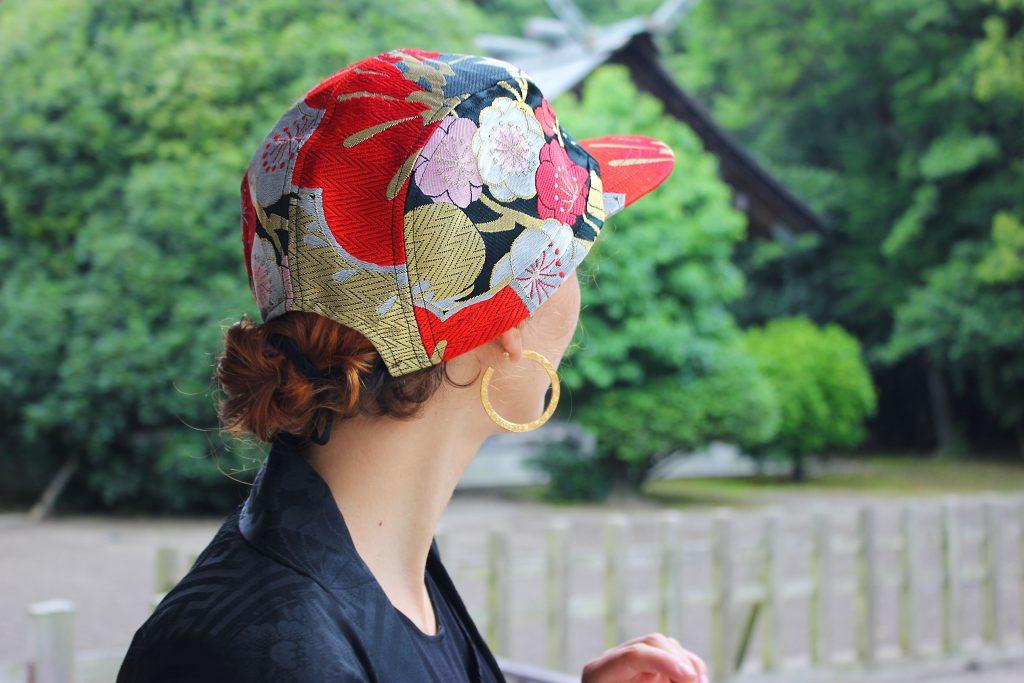 cappello kimono fabric