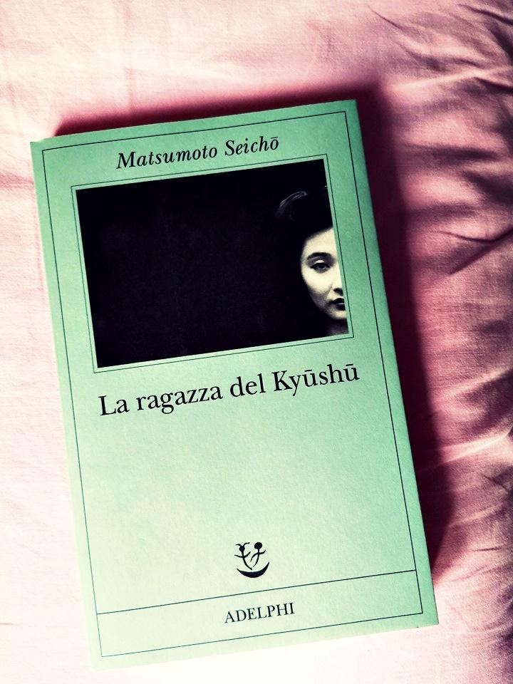 libro adelphi ragazza del kyushu