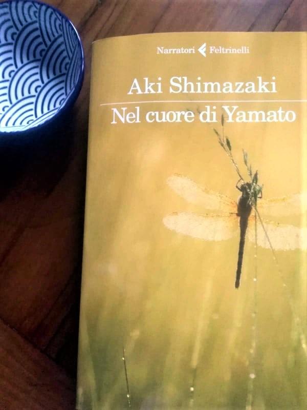 Aki Shimazaki Nel cuore di Yamato Libro