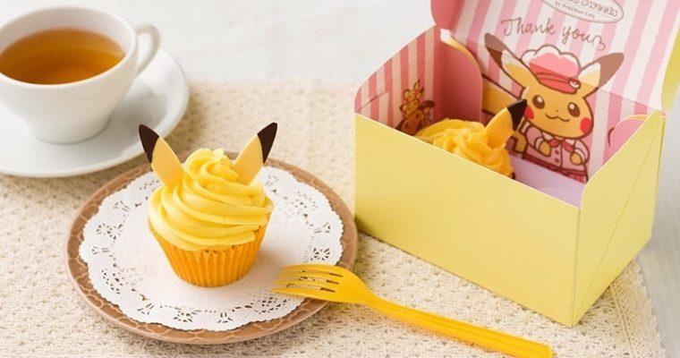 Pikachu Sweets by Pokemon Cafe aprirà a Tokyo