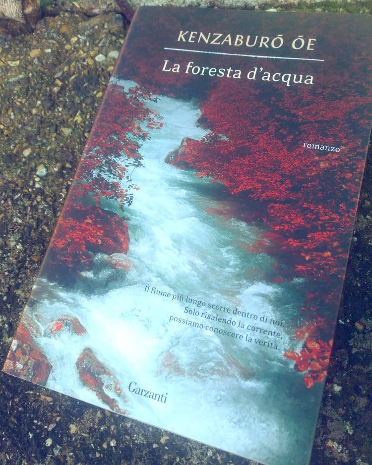copertina foresta acqua kenzaburo oe