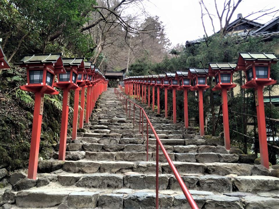 kifune stairs