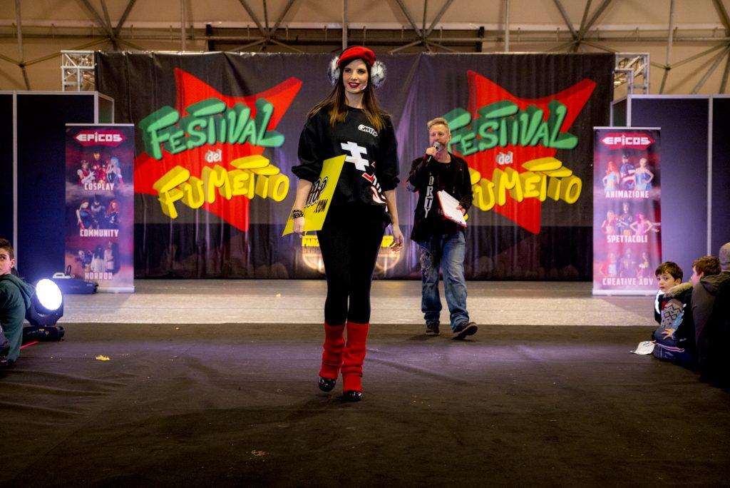 festival fumetto sfilata