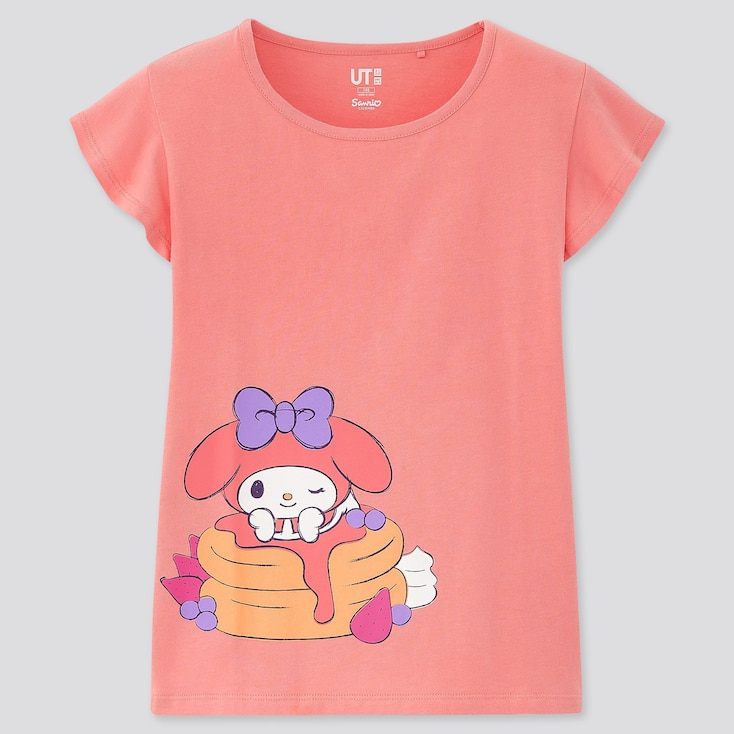 my melody uniqlo sanrio