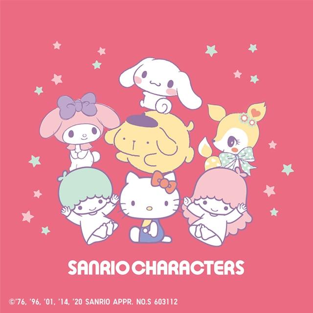 sanrio characters uniqlo