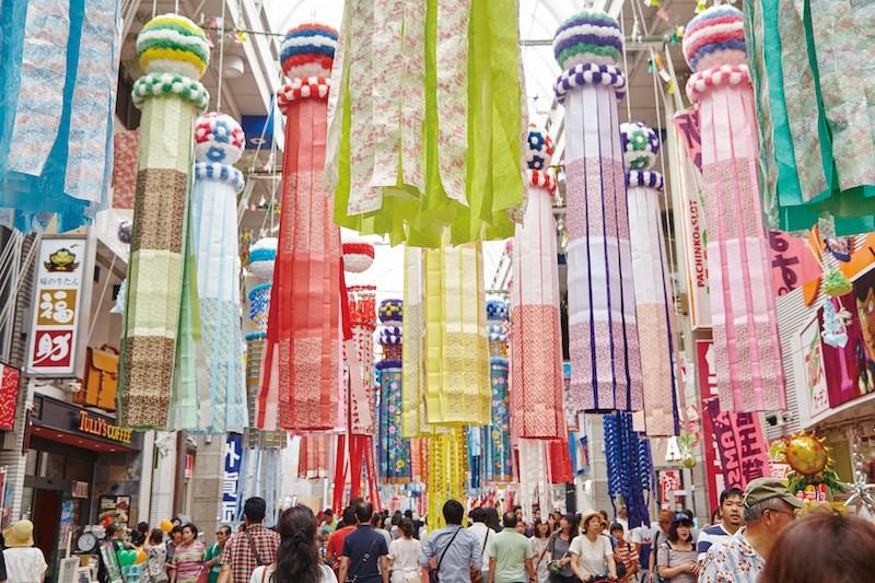 fukiganashi Tanabata japan