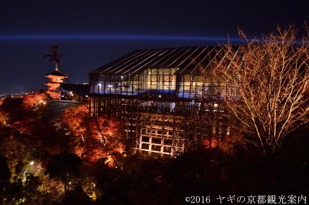 kyomizu dera restoration