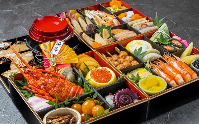 osechi ryori japan