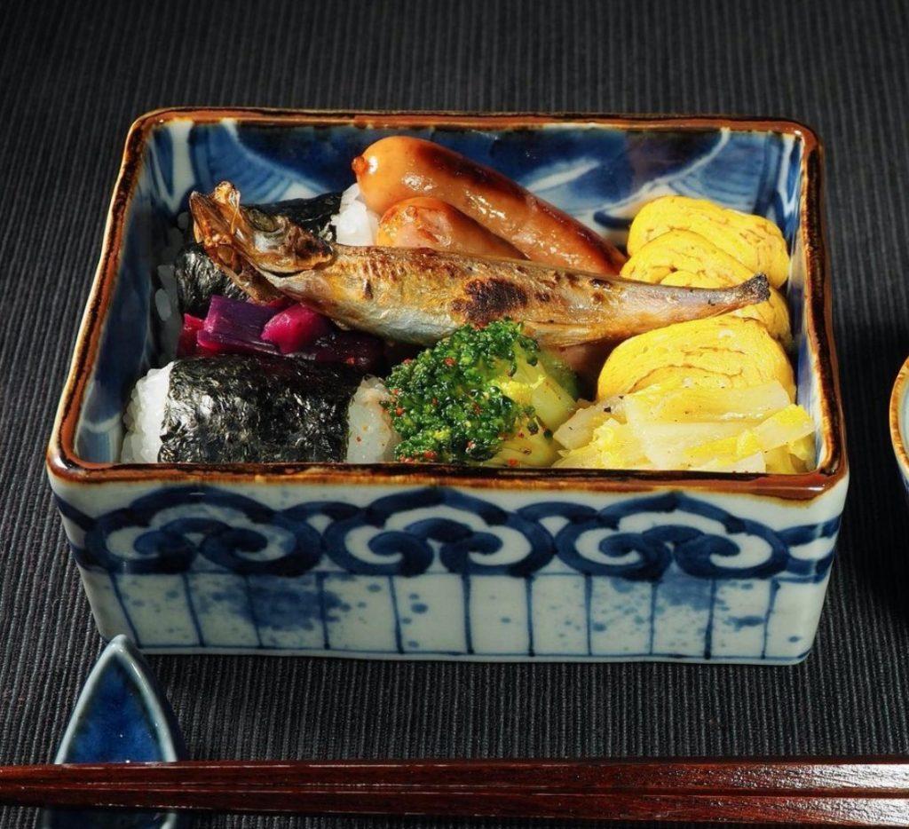 bento box japanese traditional