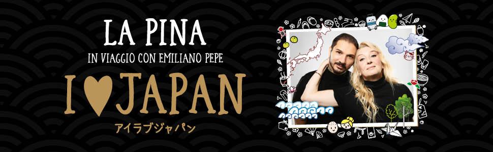 La Pina I love Japan