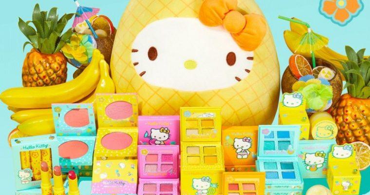 ColourPop X Hello Kitty