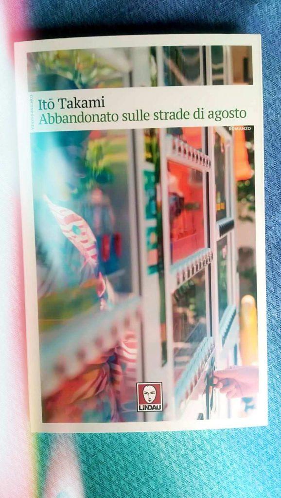 libro edizioni lindau abbandonato sulle strade di agosto ito tatami
