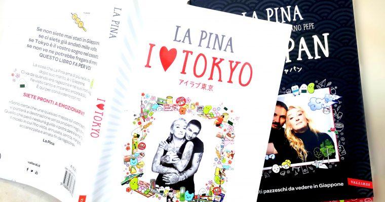 I libri sul Giappone de La Pina