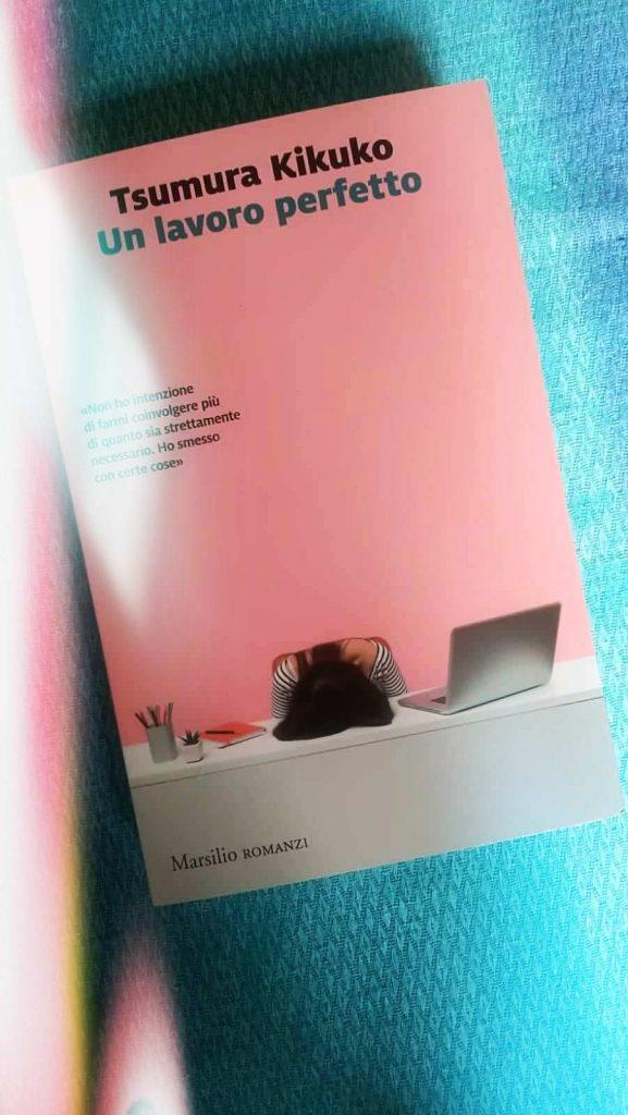 libro giapponese tsumura kikuko un lavoro perfetto
