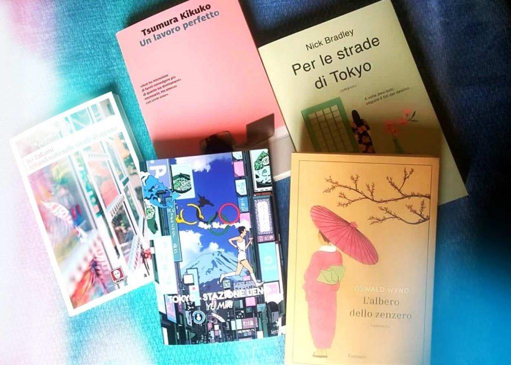 libri giapponesi romanzi letteratura giapponese
